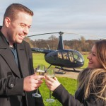 High Flying Proposal Helicopter